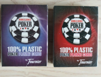 Пластиковые карты Fournier WSOP